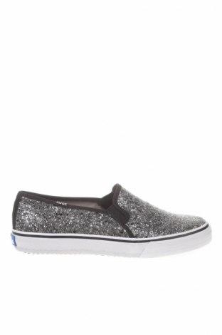 Дамски обувки Keds, Размер 39, Цвят Сив, Текстил, Цена 29,50лв.