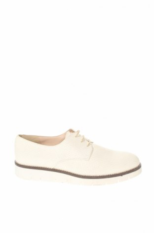 Dámske topánky  Zign, Veľkosť 41, Farba Kremová, Pravá koža , Cena  21,03€