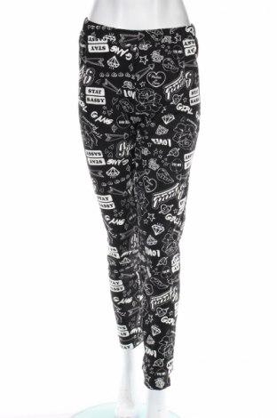 Γυναικείο παντελόνι Asos, Μέγεθος XS, Χρώμα Μαύρο, Βαμβάκι, Τιμή 9,18€
