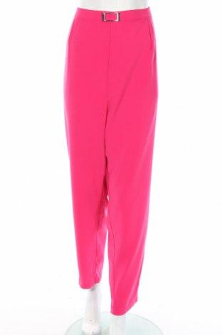 Γυναικείο παντελόνι Even&Odd, Μέγεθος XXL, Χρώμα Ρόζ , Πολυεστέρας, Τιμή 10,10€