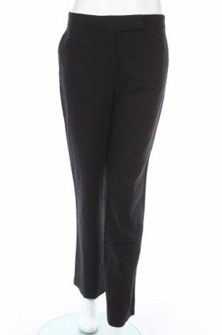 Дамски панталон Laura Ashley, Размер M, Цвят Черен, 52% вискоза, 48% лен, Цена 11,96лв.
