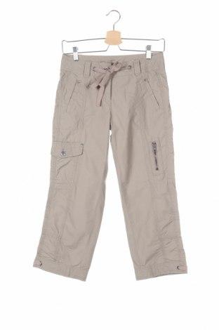 Γυναικείο παντελόνι Tom Tailor, Μέγεθος XS, Χρώμα  Μπέζ, Βαμβάκι, Τιμή 10,05€