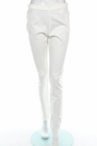Γυναικείο παντελόνι Y.A.S, Μέγεθος M, Χρώμα Λευκό, 50% βαμβάκι, 45% πολυαμίδη, 5% ελαστάνη, Τιμή 10,18€