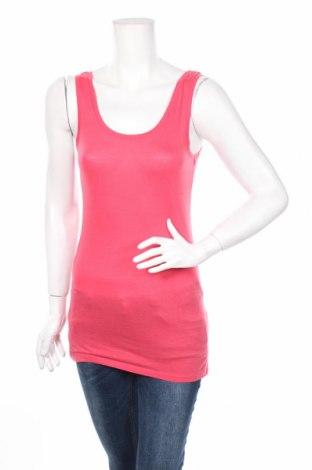 Дамски потник Anne L., Размер S, Цвят Розов, 50% памук, 50% модал, Цена 3,50лв.