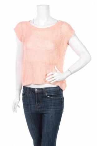 Дамски пуловер Ladies Fashion, Размер S, Цвят Розов, Цена 5,75лв.