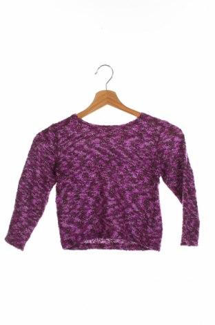 Детска блуза, Размер 4-5y/ 110-116 см, Цвят Лилав, Полиестер, Цена 3,04лв.