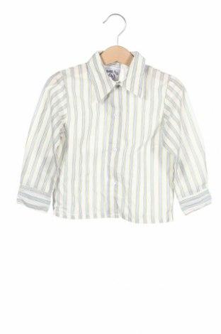 Παιδικό πουκάμισο Happy Fella, Μέγεθος 18-24m/ 86-98 εκ., Χρώμα Πολύχρωμο, 65% πολυεστέρας, 35% βαμβάκι, Τιμή 2,48€