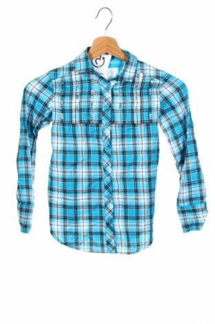 Детска риза Justice, Размер 5-6y/ 116-122 см, Цвят Многоцветен, 99% памук, 1% други нишки, Цена 4,75лв.
