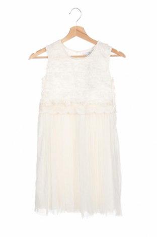 Παιδικό φόρεμα Happy Girls By Eisend, Μέγεθος 9-10y/ 140-146 εκ., Χρώμα Λευκό, Πολυεστέρας, Τιμή 12,45€