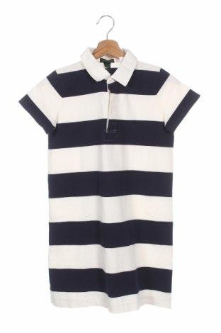 Παιδικό φόρεμα J.Crew, Μέγεθος 11-12y/ 152-158 εκ., Χρώμα Μπλέ, 100% βαμβάκι, Τιμή 18,32€