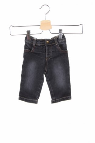 Детски дънки, Размер 3-6m/ 62-68 см, Цвят Сив, Памук, Цена 4,75лв.