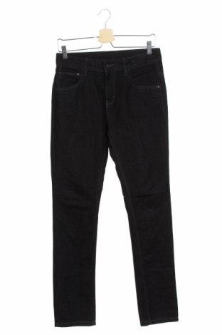 Dziecięce jeansy, Rozmiar 13-14y/ 164-168 cm, Kolor Czarny, 75% bawełna, 25% poliester, Cena 24,00zł