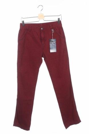 Детски дънки Arizona, Размер 15-18y/ 170-176 см, Цвят Червен, Памук, Цена 11,70лв.