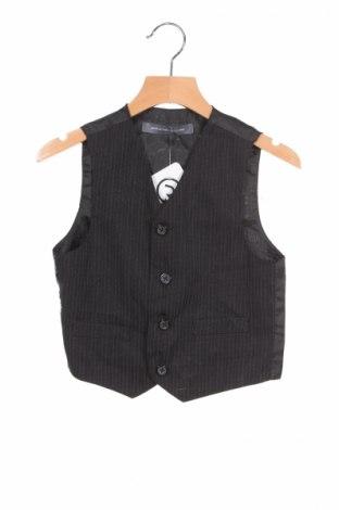 Детски елек, Размер 3-4y/ 104-110 см, Цвят Черен, 97% полиестер, 3% други тъкани, Цена 4,50лв.