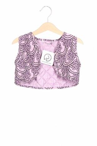 Детски елек Mads&mette, Размер 4-5y/ 110-116 см, Цвят Лилав, Вискоза, Цена 4,75лв.