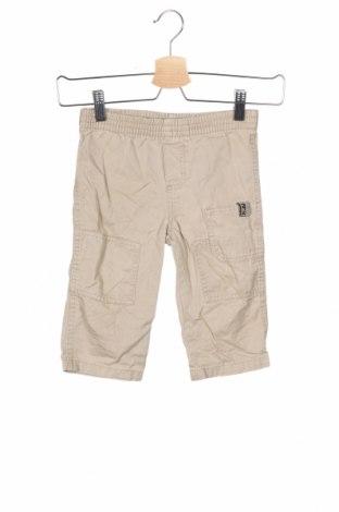 Детски панталон Faded Glory, Размер 12-18m/ 80-86 см, Цвят Бежов, Памук, Цена 3,08лв.