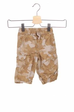 Detské nohavice  George, Veľkosť 3-6m/ 62-68 cm, Farba Béžová, Bavlna, Cena  4,08€