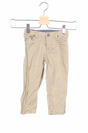 Детски панталон Koala, Размер 18-24m/ 86-98 см, Цвят Бежов, Памук, Цена 5,50лв.