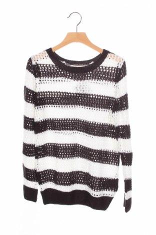 Dětský svetr  H&M, Rozměr 10-11y/ 146-152 cm, Barva Černá, Akryl , Cena  296,00Kč