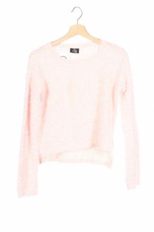 Dětský svetr  Page One, Rozměr 15-18y/ 170-176 cm, Barva Růžová, 58% polyamide, 36% Polyacryl, 6% jiné tkaniva , Cena  374,00Kč