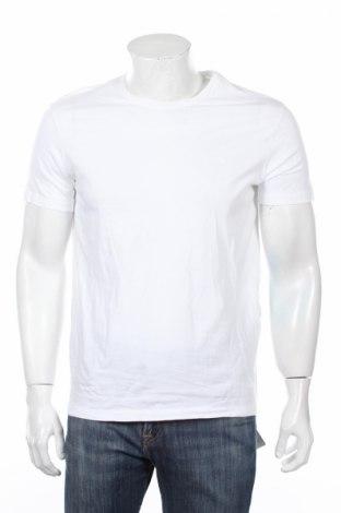 Tricou de bărbați Hugo Boss, Mărime S, Culoare Alb, Bumbac, Preț 102,22 Lei