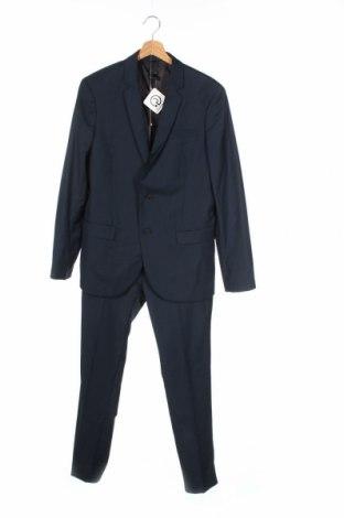 Ανδρικό κοστούμι Kiomi, Μέγεθος M, Χρώμα Μπλέ, 70% πολυεστέρας, 30% βισκόζη, Τιμή 9,84€