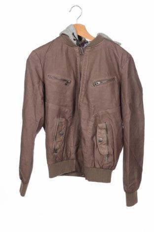 Pánska kožená bunda  Alcott