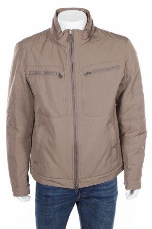 Pánska bunda  Geox, Veľkosť XL, Farba Béžová, Polyester, Cena  90,31€