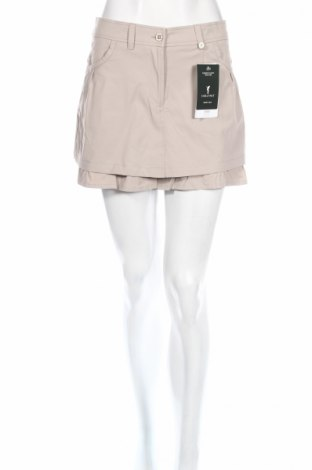 Пола - панталон Golfino, Размер M, Цвят Бежов, 96% полиамид, 4% еластан, Цена 23,92лв.