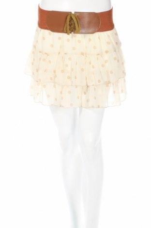 Φούστα Azaka, Μέγεθος XS, Χρώμα Κίτρινο, Πολυεστέρας, Τιμή 2,48€