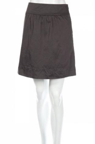 Φούστα Loft By Ann Taylor, Μέγεθος M, Χρώμα Γκρί, 97% βαμβάκι, 3% ελαστάνη, Τιμή 10,61€