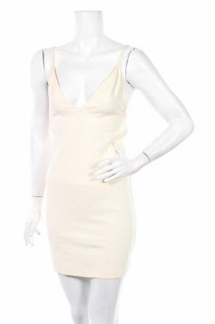 Φόρεμα American Apparel, Μέγεθος M, Χρώμα Εκρού, 60% βισκόζη, 35% πολυαμίδη, 5% ελαστάνη, Τιμή 11,75€