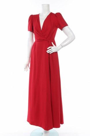 Šaty  Asos, Rozměr XS, Barva Červená, Polyester, Cena  677,00Kč