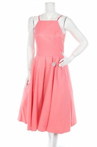 Šaty  Chi Chi, Veľkosť M, Farba Ružová, Polyester, Cena  28,10€