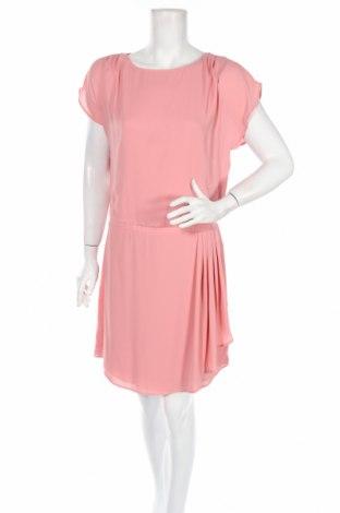 Рокля Esprit, Размер L, Цвят Розов, Полиестер, Цена 19,75лв.