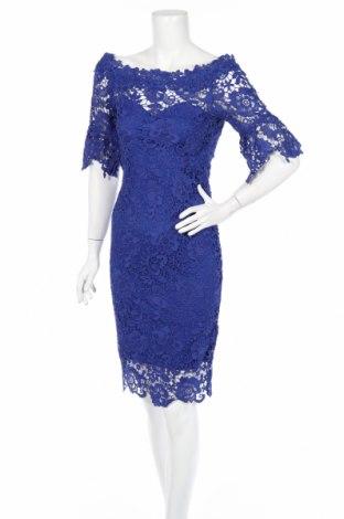 Šaty  Paper Dolls, Veľkosť S, Farba Modrá, Polyester, Cena  30,43€