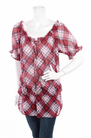 Дамска блуза Vivien Caron, Размер L, Цвят Многоцветен, Полиестер, Цена 5,52лв.