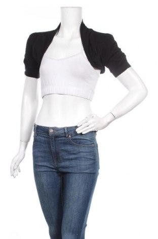 Болеро Ambiance Apparel, Размер S, Цвят Черен, 95% памук, 5% еластан, Цена 16,80лв.