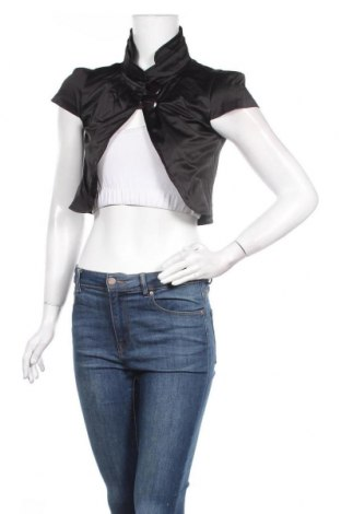 Γυναικείο σακάκι Lulumary, Μέγεθος M, Χρώμα Μαύρο, 55% πολυεστέρας, 41% βαμβάκι, 4% ελαστάνη, Τιμή 3,13€