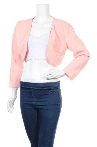 Болеро Styleboom, Размер XL, Цвят Розов, 95% полиестер, 5% еластан, Цена 17,85лв.