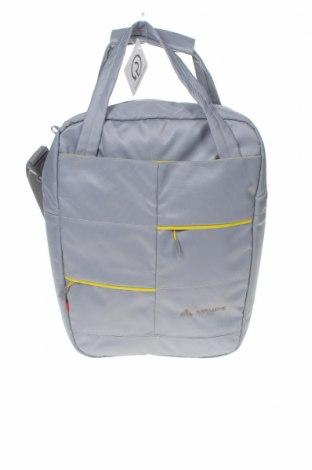 Чанта Vaude, Цвят Сив, Текстил, Цена 25,50лв.