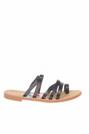 Чехли Coolway, Размер 36, Цвят Черен, Еко кожа, Цена 22,10лв.