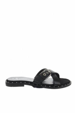 Γυναικείες παντόφλες Nicewalk, Μέγεθος 40, Χρώμα Μαύρο, Δερματίνη, Τιμή 9,65€