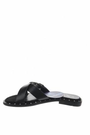 Γυναικείες παντόφλες Nicewalk, Μέγεθος 37, Χρώμα Μαύρο, Δερματίνη, Τιμή 10,76€