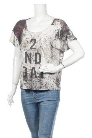 Дамска блуза 2ND Day, Размер L, Цвят Многоцветен, Модал, Цена 18,48лв.