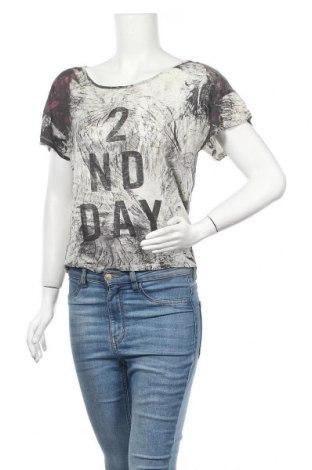 Дамска блуза 2ND Day, Размер XS, Цвят Многоцветен, 100% модал, Цена 24,57лв.