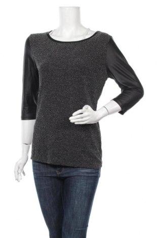 Γυναικεία μπλούζα Catwalk, Μέγεθος L, Χρώμα Μαύρο, 95% βαμβάκι, 5% ελαστάνη, Τιμή 3,64€