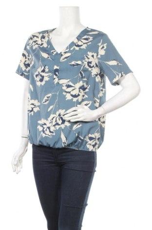 Дамска блуза Cha Cha, Размер M, Цвят Син, Полиестер, Цена 5,67лв.
