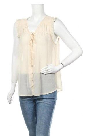 Дамска блуза Cha Cha, Размер L, Цвят Бежов, Полиестер, Цена 5,45лв.
