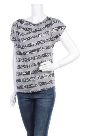 Дамска блуза Cha Cha, Размер S, Цвят Сив, 78% полиестер, 22% вискоза, Цена 5,53лв.